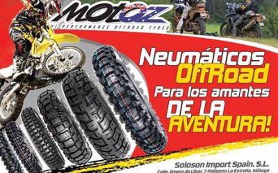 Neumaticos Motoz OffRoad